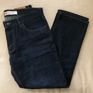 Levi's 505 Regular Husky Denim Jeans Pants